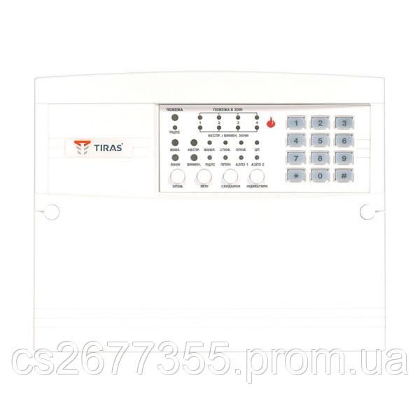 Прилад пожежної сигналізації для невеликих та середніх об'єктів Тірас-4П, Тірас-8П