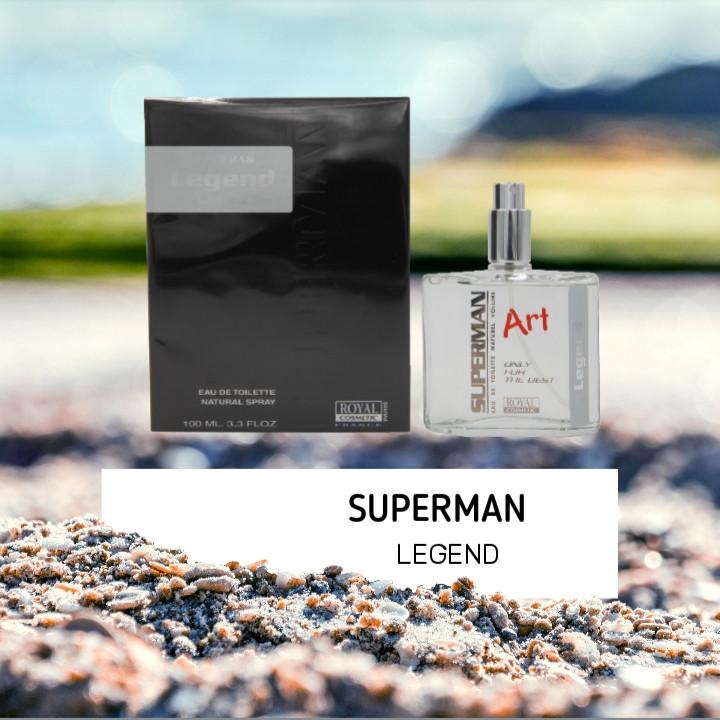 Туалетная вода для мужчин Superman Legend 100 ml