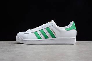 Кроссовки мужские Adidas Superstar / ADM-3292 (Реплика)