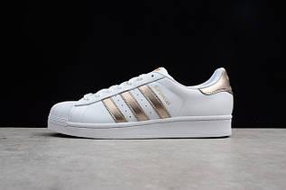 Кроссовки мужские Adidas Superstar / ADM-3293 (Реплика)