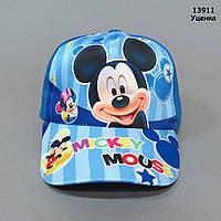 Кепка Mickey Mouse для хлопчика. 50-52 см, фото 1