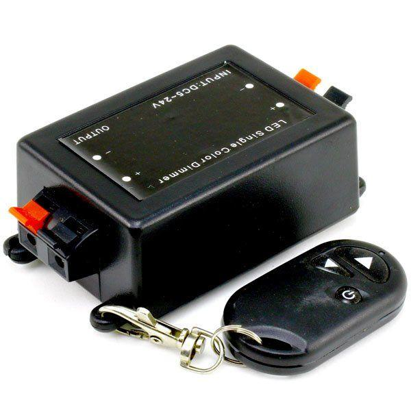 Диммер 8A-RF-3 кнопки 1 канал OEM