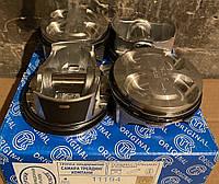 """Поршни с пальцами и кольцами поршневыми ВАЗ 11194 Калина 1.4 77,0 """"A""""СТК"""