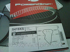 Ремень ГРМ на Daewoo Lanos 1.6 16 кл., Chevrolet Lacetti 1.6 16 кл., GATES 5419 XS