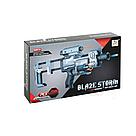 """Автомат бластер """"Blaze Storm"""" (мягкие пули) с лазерным прицелом ZC7083 Nerf Нерф   , фото 5"""