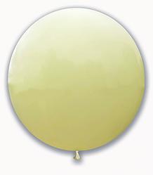 "Куля 36"" (91 см) SHOW макарун Yellow (жовтий)"