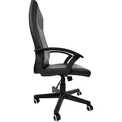 Офисный стул Vecotti вращающийся экокожа Черный