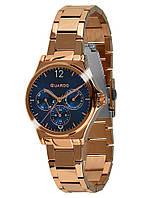 Женские наручные часы Guardo P011755m RgBl Розовое золото, КОД: 1548548