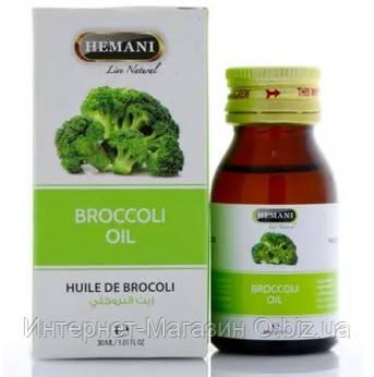 Эфирное масло брокколи Хемани Hemani Broccoli oil, 30 мл. Пакистан