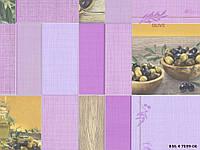 Обои влагостойкие мойка Олива 7059-06 фиолетовый, фото 1