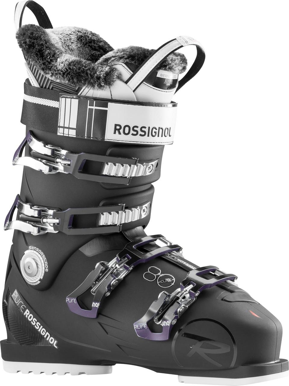 Горнолыжные ботинки женские Rossignol PURE ELITE 80 (MD)