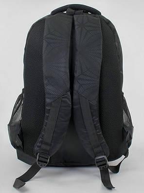 Школьный рюкзак для мальчиков черный Viv, фото 2