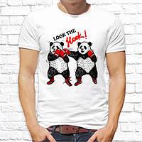 Чоловічі футболки з прикольними принтами
