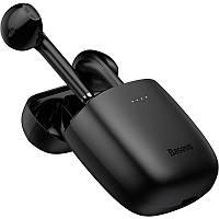 Stereo Bluetooth Headset Baseus W04 Black