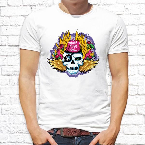 Чоловіча футболка з малюнком