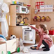 Овощи разрезные IKEA игрушки, игровой набор продуктов питания, еды, 14 шт., фото 4