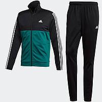 Мужской спортивный костюм Adidas Back 2 Basics 3-Stripes Track, фото 1