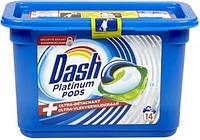 Капсулы бесфосфатные с защитой цвета DASH 14 шт