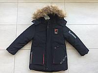 Куртка зимняя на мальчика 86-104 с пропиткой, фото 1