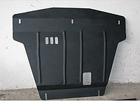 Защита двигателя Кольчуга Ford Mustang EcoBoost (2015-) V-2.3i АКПП  (двигатель, КПП)