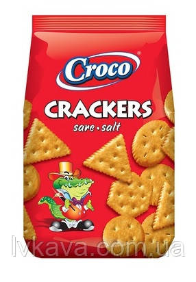 Крекер соленый Croco , 150 гр