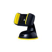 Держатель авто на панель Hoco CA5 Черно-Желтый MB3755h, КОД: 1693190