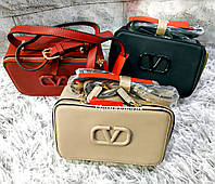 Брендовая женская Сумка Valentino Валентино VLTN в расцветках 20