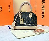 Женская брендовая сумка Louis Vuitton Луи Виттон  брендовые сумки, модные сумки, в расцветках