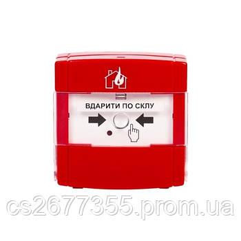 Ручний адресний пожежний сповіщувач DETECTO MNL100