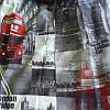 Лондон  (шторы + тюль) 4337, фото 3