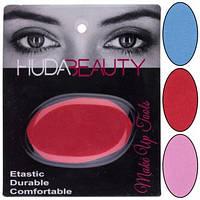 Подвійний спонж Huda Beauty: силікон+губка, фото 1