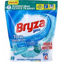 Капсули для прання антибактеріальні BRYZA 42 шт