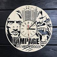 Деревянные настенные часы 7Arts Rampage CL-0425, КОД: 1474655