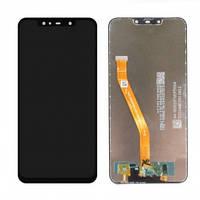 Дисплей Huawei Mate 20 Lite SNE-LX1 с сенсором (тачскрином) черный Оригинал Китай