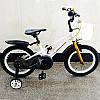 ✅ Велосипед 16-SHADOW Магнієва рама (Magnesium). Біло-золотий, фото 8