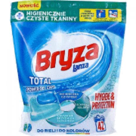 Капсулы для стирки антибактериальные BRYZA 42 шт, фото 2