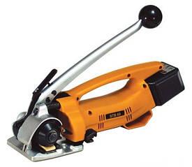 Ручной аккумуляторный инструмент для обвязки пластиковой лентой STB-60