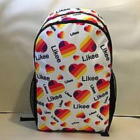 Большой городской рюкзак, спортивный рюкзак на каждый день