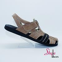 Чоловічі літні босоніжки, сандалі, фото 1