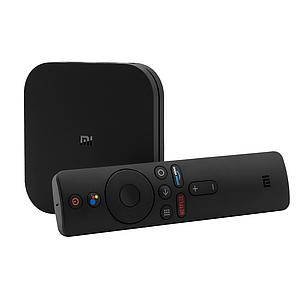 Смарт ТВ приставка Xiaomi MI box S на Android TV