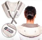 Масажер для спини і шиї Cervical Massage Shawls | Вібромасажер для спини | ударний масажер, фото 4