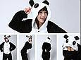 Детская пижама Кигуруми Панда 130 (на рост 128-138см), фото 3
