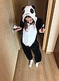 Детская пижама Кигуруми Панда 130 (на рост 128-138см), фото 5