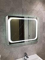 Зеркало с LED подсветкой, 800х600мм, L14, фото 1
