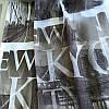 Тюль W191 6366, фото 2