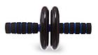 Тренажер для пресса и других групп мышц Double wheel Abs, фото 5