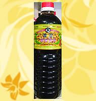 Темний соєвий соус класичний, універсальний, Wadakan, (Вадакан), Китай, 1 л, Ч
