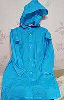 Дождевик женский плотный качественный с капюшоном разные цвета S M L XL XXL XXXL / Дощовик жіночий якісний