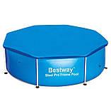 Тент для бассейна Bestway 58039, каркасный 549 см, фото 5