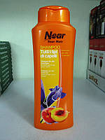 Шампунь Near Shampoo с экстрактом персика 500 мл